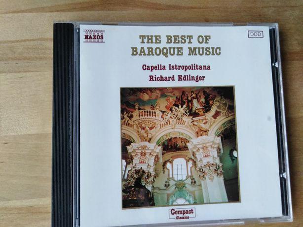 CD The best od baroque music, Capella Istropolitana, CD