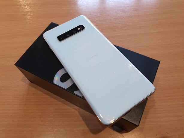 Telefon Samsung Galaxy S10+ plus White 8/128GB GWARANCJA!!!