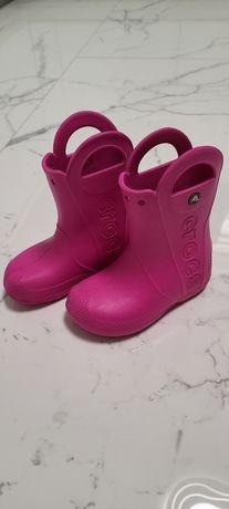 Crocs для дівчинки C12