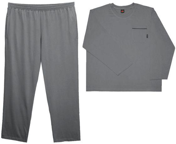 piżama męska duży rozmiar