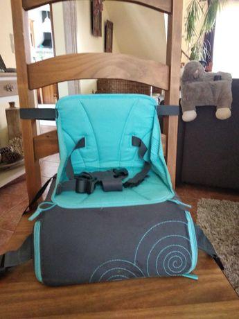 Cadeira refeição bebé transportável Munchkin