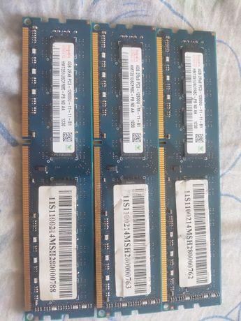 Hunix DDR3 pc3 3*4gb