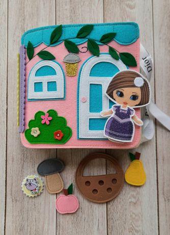 Развивающий Кукольный домик
