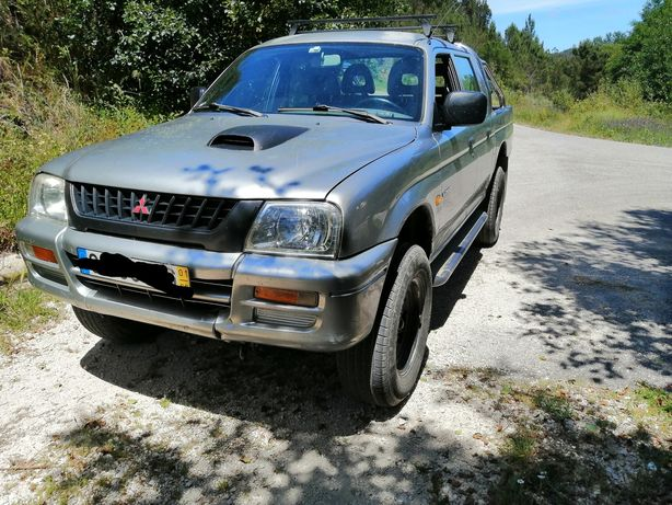 Mitsubishi L200 2.5Td