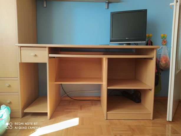 Duże biurko