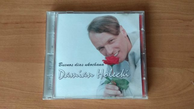 """Płyta CD Damian Holecki """"Buenos Dias Ukochana"""""""