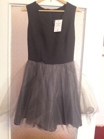 Sukienka z tiulowym dołem rozmiar XS/S