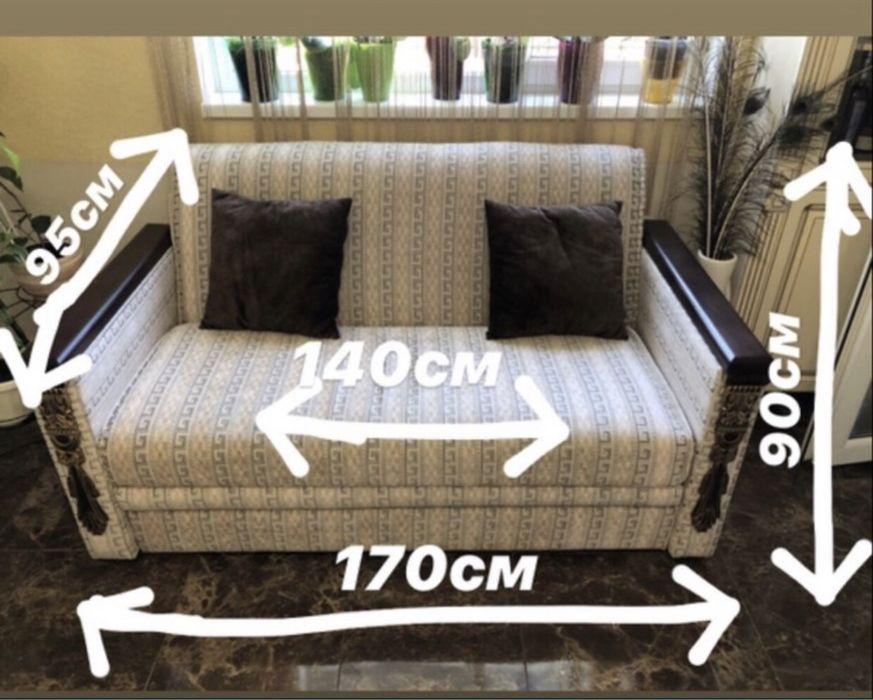 Дизайнерський диван Перегинское - изображение 1