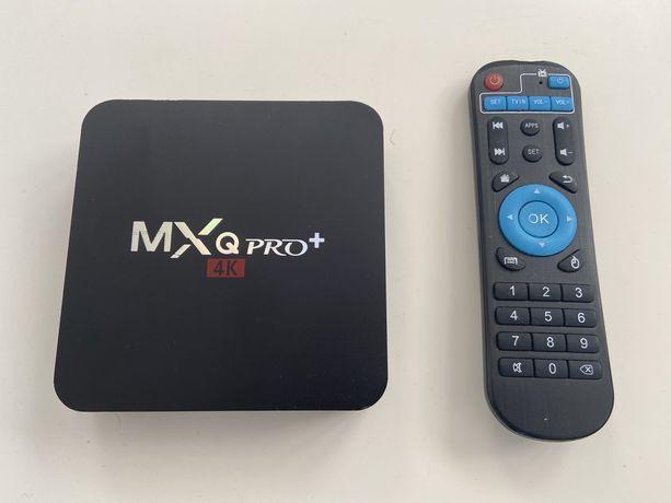 Android TV Box MXQ Pro plus 4K