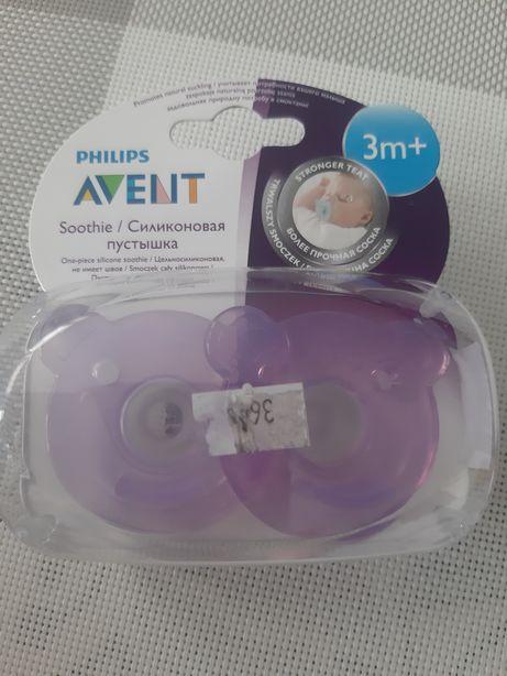 Avent Philips smoczki soothie smoczek silikonowy ortodontyczny