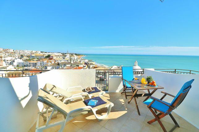 T0 Studio apartamento vista mar para férias centro Albufeira 2 px