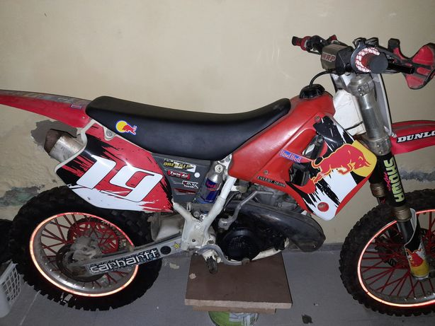 Honda cr 250 troco