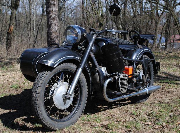 Мотоцикл К 750 Оригинал (Днепр М72 Урал)