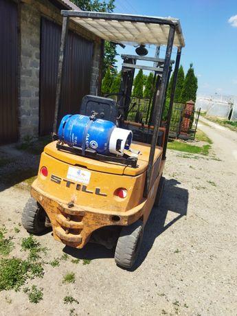 Wózek widłowy STILL R70-16 LPG, TRIPLEX 4.6m (nie Linde toyota hysler)