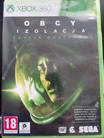 Obcy Izolacja edycja nostromo Xbox 360