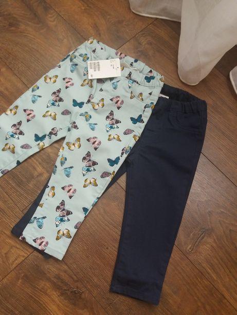 Штанішки (брюки) H&M 12-18м