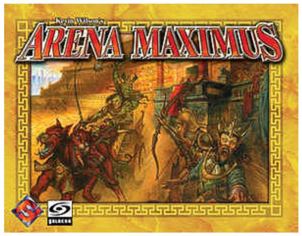gra planszowa Arena Maximus (polska edycja)