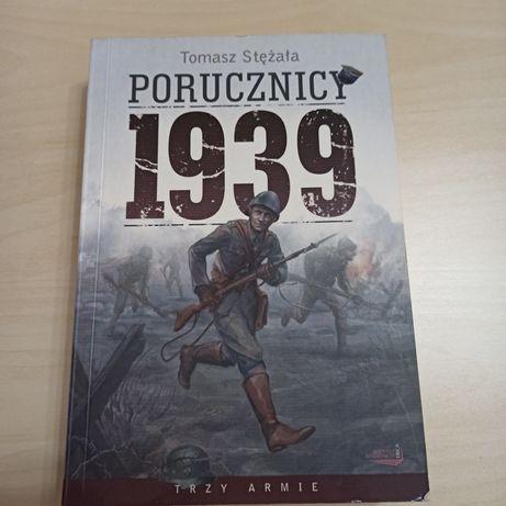 """Książka """"Porucznicy 1939"""""""