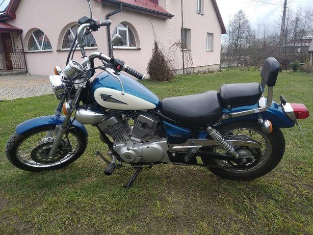 Yamaha XV 125 Virago
