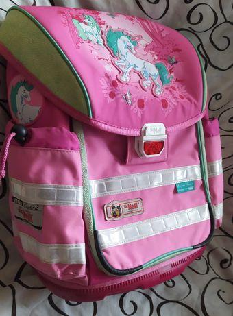 Школьный рюкзак McNeill Германия с единорогом