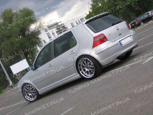 Спойлер на ляду для Volkswagen Golf 4 5 6 7 стиль R32, GTI