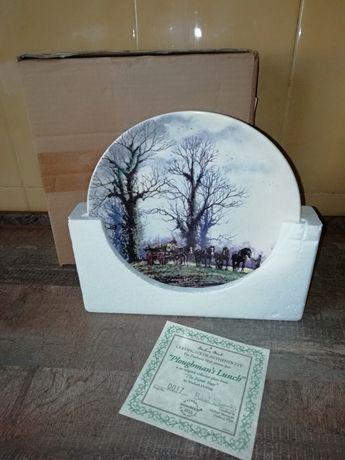 Коллекционные тарелки Wedgwood