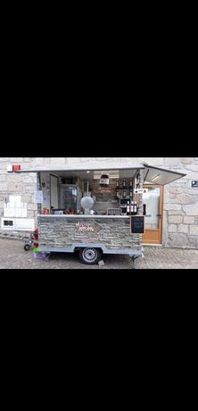 Roulote bar/tripa