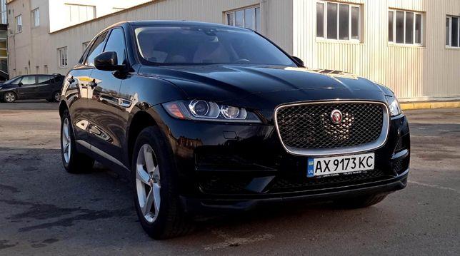 Jaguar F-PACE 35t Premium 2017