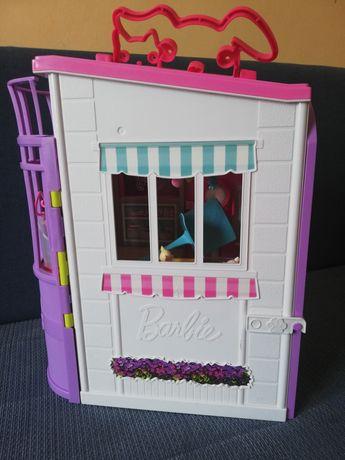 Barbie mobilna lecznica dla zwierząt, klinika weterynaryjna