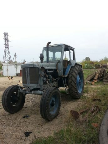 Трактор с генератором ЮМЗ-6Л