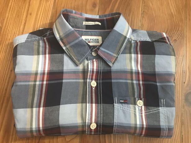 Koszula męska Tommy Hilfiger rozmiar S stan idealny