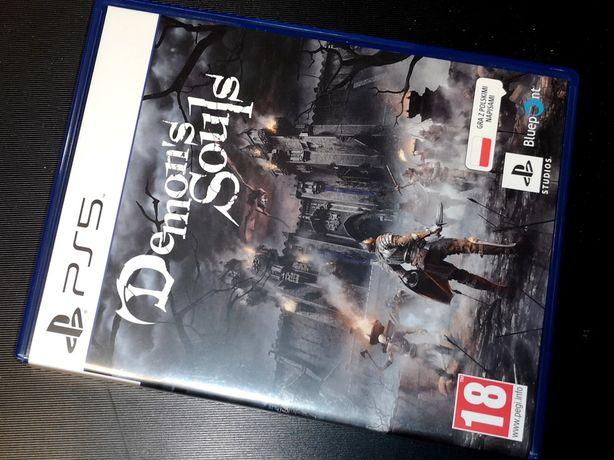 Demons Souls Gra PS5 nowa bez folii