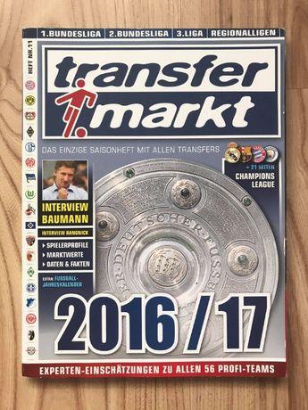 Skarb Kibica Transfermarkt 2016/17