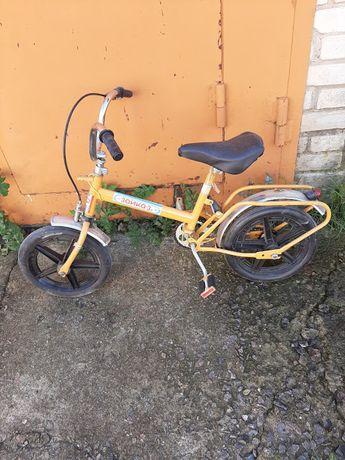 Продам новый велосипед Зайка времен СССР