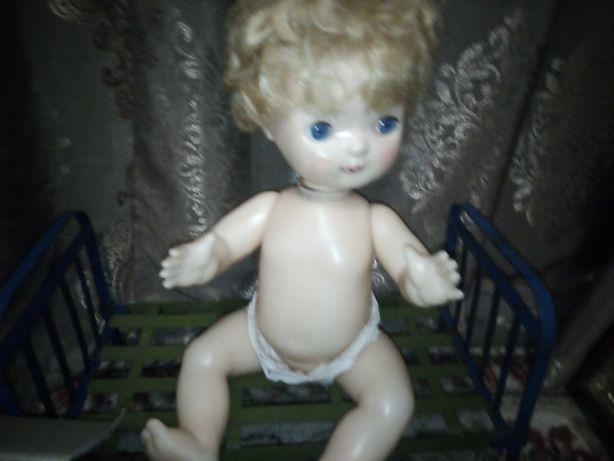 Кукла СССР Непослушная Алёнка