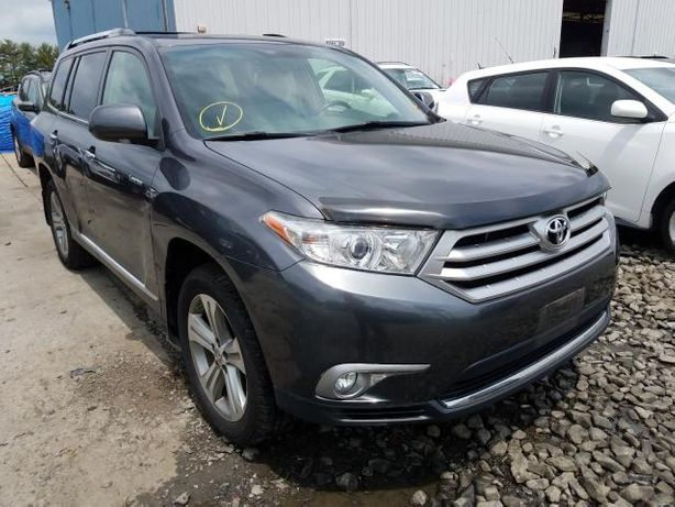 2011 Toyota Highlander Limited(авто из США)