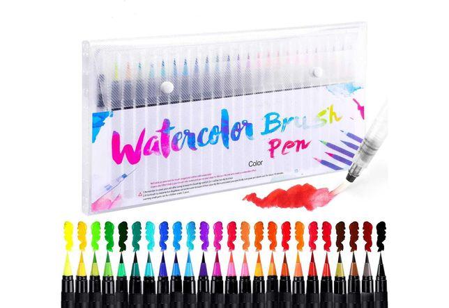 Акварельные маркеры 20/48 шт маркер кисть Touchfive Touch Watercolor