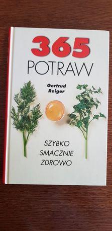 Książka 365 Potraw szybko smacznie zdrowo