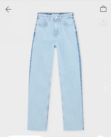Кльошні джинси