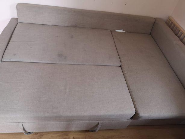 Narożnik beżowy Ikea