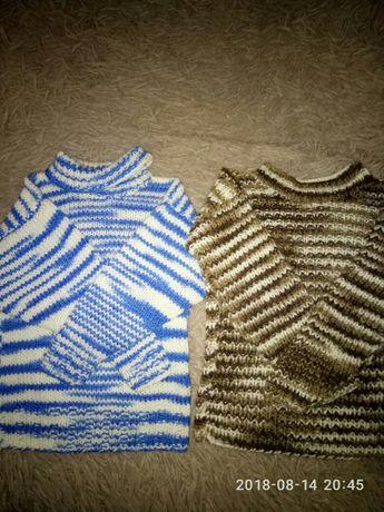 свитер вязаный кофта
