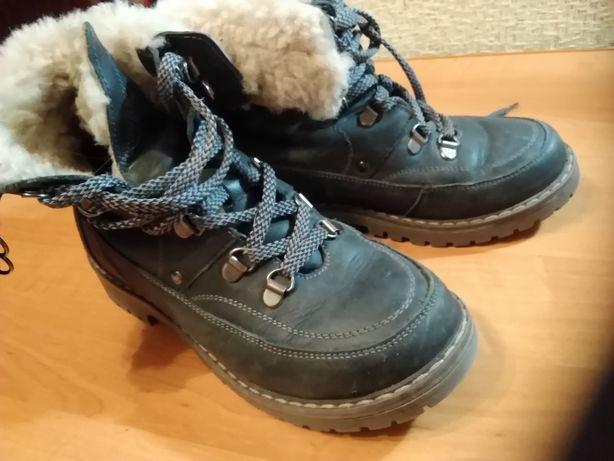 Зимние ботинки Mida