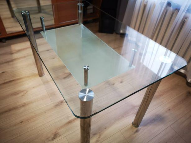 Stół szklany, szkło hartowane