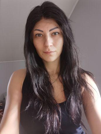 Peruka z włosów naturalnych