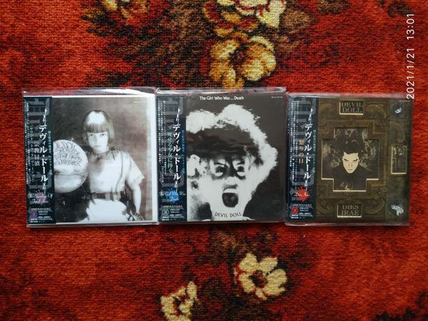 продам 3 компакт диска прогрессив. редчайший.