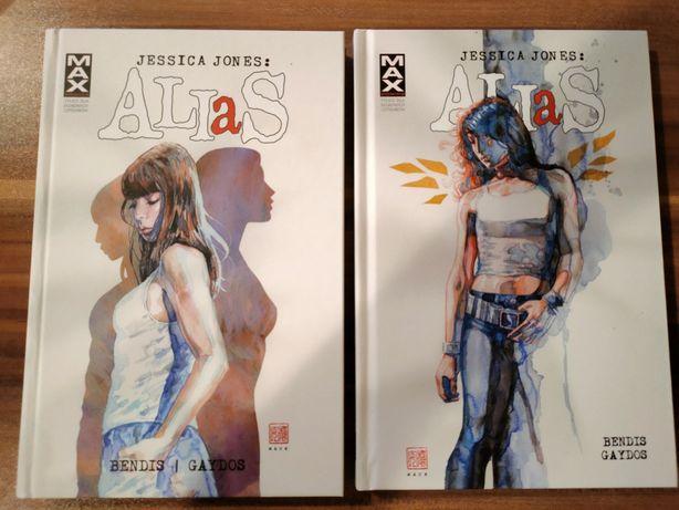 Jessica Jones: Alias, tom 1 i 2