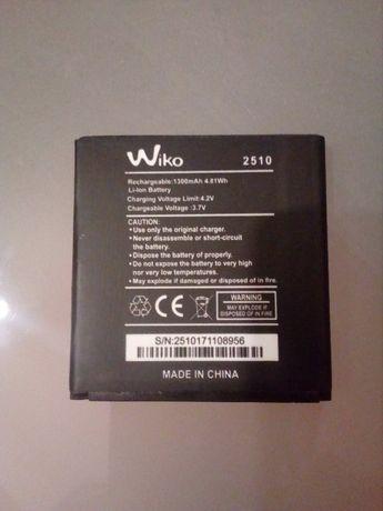 Bateria Wiko 2510 - NOVA