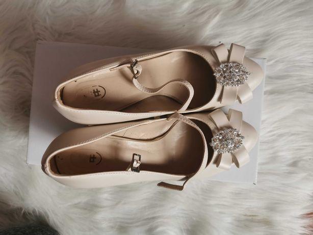Buty ślubne Witt r. 37