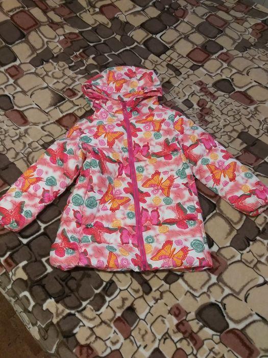 Пальто для девочки Винница - изображение 1