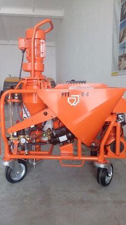 Штукатурная станция PFT G4 Smart, 380 V. Новая, гарантия 6 м.